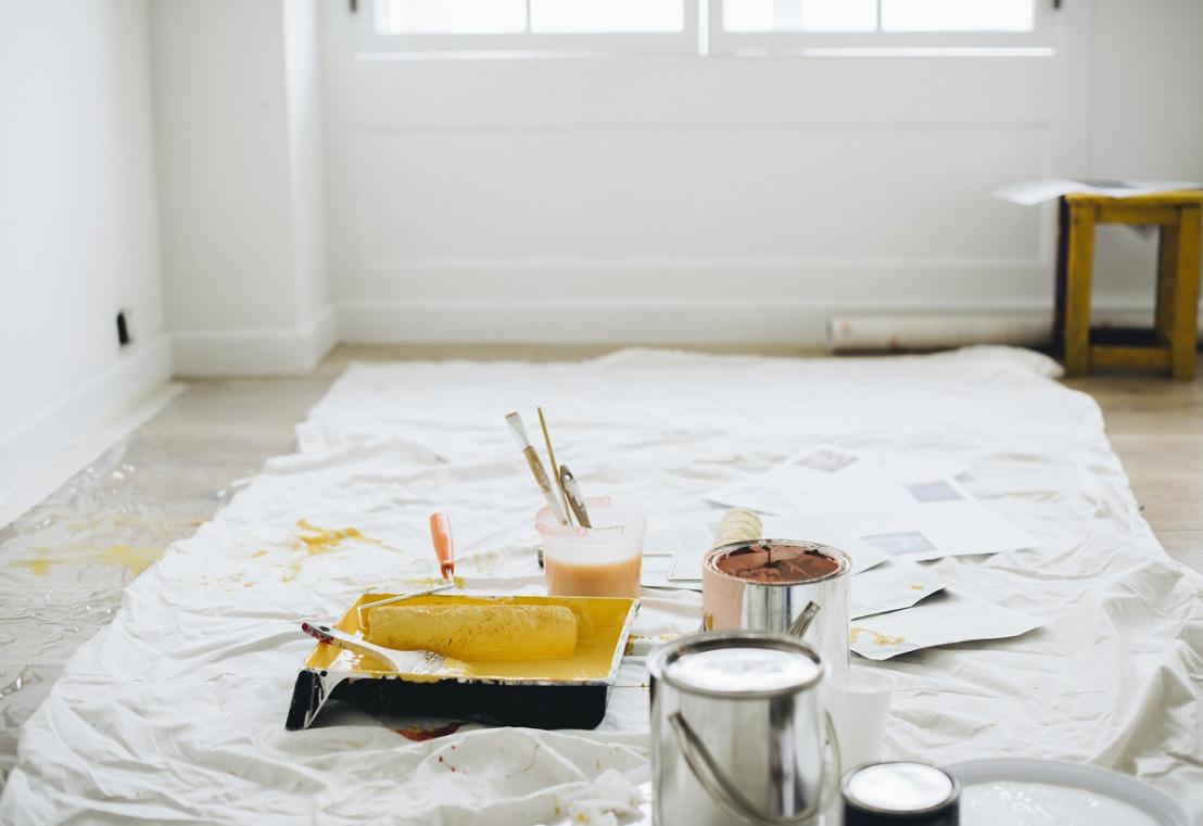 Comment peindre un plafond sans laisser la moindre trace ? - Presto Travaux